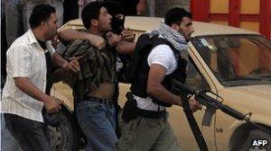 violences inter palestiniennes