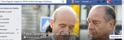 groupe juppe sarkozy